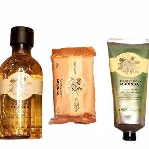 The Body Shop Moringa 3pcs